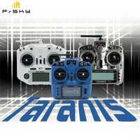 Transmetteur Portable FrSky Taranis X9 Lite 2.4GHz 24CH pour Drone RC/aile fixe/Multicopters/hélicoptère