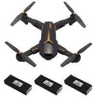 TIANQU viso XS812 último plegable cámara HD Drone RC Drone GPS 5G WiFi FPV 1080 P/720 P 15 minutos tiempo de vuelo Quadcopter RTF
