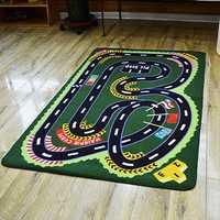 Sistema Solar planeta bebé de niños alfombra arrastrándose de piso suave manta juego de niños alfombra decoración de la habitación 100X150 cm