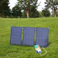 XINPUGUANG 21 W Panel Solar paneles solares paté USB Dual del cargador Solar de baterías de carga de teléfono 5 V 1A 2A 3A para Tablet teléfono MP3