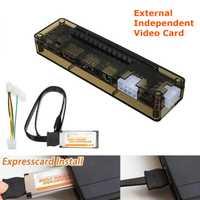 Mini PCI-E independiente de la tarjeta de vídeo muelle EXP GDC ajuste bestia portátil externo independiente de la tarjeta de vídeo muelle exprés tarjeta