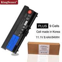 KingSener Corea celular nueva batería de ordenador portátil para Lenovo ThinkPad T430 T430I T530 T530I W530 SL430 SL530 L430 L530 45N1007 45N1006