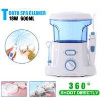 1 piezas 600 ml Oral irrigador Dental Flosser agua Dental Floss agua irrigador dientes Dental Water Jet Oral dientes cuidado