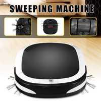 Aspiradora Robot 2 para casa automática barrer polvo esterilizar inteligente planeado lavado limpieza Aspiradora