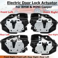 Energía Eléctrica puerta cerradura pestillo del actuador para BMW X6 E60 E70 E90 OEM 51217202143, 51217202146, 51227202147, 51227202148