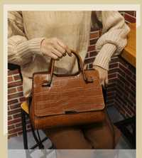 LKX de cuero genuino de las mujeres bolsa de hombro de las mujeres Vintage grande Brown Tote. Tote bolsos de mano para las mujeres paquete hombro bolso