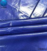 LIULANZHI azul africano bazin riche getzner tela de algodón guinea brocado tela para patchwork batik barato 10 yardas/lote 19B80
