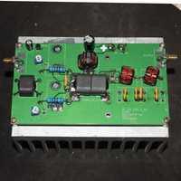 DYKB 100W amplificador de potencia lineal de alta frecuencia RF con filtro de paso bajo para transceptor inalámbrico HF radio kits diy