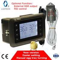 ZL-7901A... 100-240Vac PID multifuncional automática incubadora controlador de temperatura y humedad para incubadora Lilytech