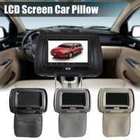 Profesional bolsa reposacabezas reproductor de DVD Monitor del coche pantalla HD 7