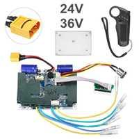 24/36 V cinturón doble Motor monopatín eléctrico controlador de Longboard CES sustituir partes Scooter placa base instrumento herramientas
