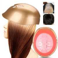 LLLT 160 diodos para el crecimiento del cabello casco para reducir la pérdida de cabello