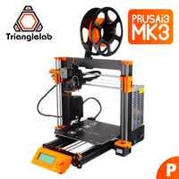 Triángulo-laboratorio clonado Prusa I3 MK3 MK2.5 kit completo 3D de impresora DIY