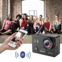 EKEN H9R más acción de la Cámara 4 K Ultra HD 30FPS WiFi 2,0 pulgadas 14MP Ambarella A12 Chip 30 m bajo el agua impermeable Cam Cámara del deporte Cámara de