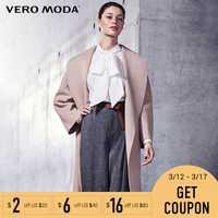 Vero Moda Marque Longue laine pardessus coupe-vent veste femme   315427009