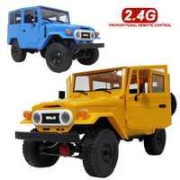 1:10 WPL coches RC C34 2,4G RC coches juguetes Buggy camiones juguetes para los niños