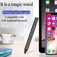 WIWU Tablet Touch Pen para iPad 9,7 Pro 10,5 12,9 lápiz Compatible con iOS/Android Teléfono Móvil Universal toque lápiz