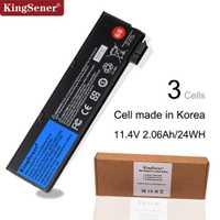 KingSener batería del ordenador portátil para Lenovo ThinkPad X240 T440S T440 X250 T450S X260 S440 S540 45N1130 45N1131 45N1126 45N1127 3 celular