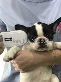 Readell livraison gratuite chien lecteur PT160 animal puce et lecteur puce scanner pour cheval chat chien