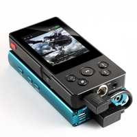 XDUOO X10T II HIFI Digital giratoria HD sin pérdida reproductor de música MP3 DSD256 PCM 384HKz/32Bit Optocal/Coaxial salida USB