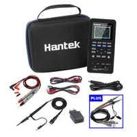 O125 3in1 Hantek osciloscopio Digital + multímetro + generador de forma de onda 40 MHz 70 MHz 250MSa/s 2D42 2D72