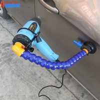 Soporte de pistola de aire caliente para coche dent reparación de herramientas PDR rey herramientas secador de pelo herramientas Ave dent eliminación de soporte la República Democrática Popular rey lámpara