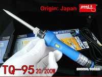 Japón GOOT herramientas de reparación de TQ-95 térmica rápida hierro de la soldadura eléctrica de entrada de 220 ~ 240 V de potencia ajustable 20/200 W interna de calor de tipo