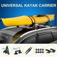 Universal Kayak portador titular silla embarcaciones techo brazo canoa cargador de coche Kayak Accesorios