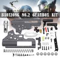 Kit de caja de cambios de nailon n. ° 2 para LDT416/TTM/556 para pistolas de juguete de bola de Gel Magpul accesorios
