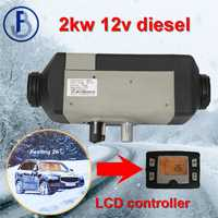 2018 el más nuevo 2kW Diesel 12 V aparcamiento calentador similares A Webasto (no webasto) barco autobús camión caravana camper autocaravana