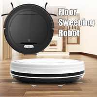 Sin aspirador robótico de bajo ruido inteligente hogar vacíos Robot barredora automática limpiador fuerte barriendo