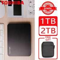 TOSHIBA 1 TB 2 TB 3 TB disque dur externe 1000 GB HD disque dur portable Disque USB 3.0 SATA3 2.5