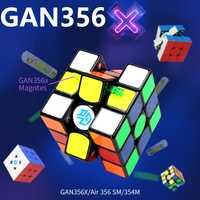 Gan 356X3x3x3 Cube magnétique 3x3 Cube magique vitesse Gan Cube Air 356 SM 354M Gan 356x néo Magico Cubo 3*3 GAN 356 X