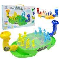 Nuevo estilo niños batalla juguete mejor regalo para niños niño juguetes educativos divertidos novedad mordaza juguetes juego para la familia amigos