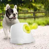 Automático Bola de perro de juguete pelota de tenis a máquina para perro
