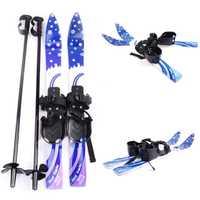 760g 1 pc de China, Venta caliente, esquí, Snowboard, con bastones de esquí ataduras botas Junior niños principiante para 5 ~ 10 años