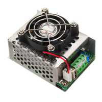 DC12-55V 20A 300 W de alta potencia DC-DC fuente de alimentación Buck módulo paso ajustable módulo