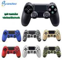 8 consola inalámbrica Bluetooth Joystick para PS4 controlador de PlayStation Playstation Dualshock 4 Gamepad para PS3 consola