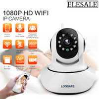 HD 1080 p Cámara cámara IP WIFI de la cámara de vigilancia de la Cámara de 2 MP bebé Monitor inalámbrico P2P IP PTZ Wifi de seguridad cam