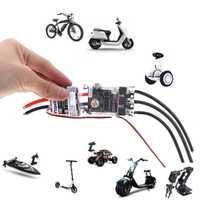 50A controlador de velocidad electrónico ESC DIY monopatín para monopatín eléctrico coche RC Barco de la E-bici E-scooter Robot