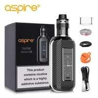 Oferta especial oferta especial cigarrillo electrónico aspirar SkyStar Revvo de alta potencia Vape Kit 210 W caja Mod alimentado por la batería 18650 (no de la celda)