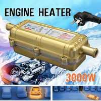 3000 W motor de gas de calentador de estacionamiento eléctrico calentador de webastos diesel calentador de aire aparcamiento coche precalentador de refrigerante de calefacción