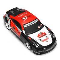 K969 1/28 2,4g 4WD cepillado coche de RC de alta velocidad del coche de juguete para niños de enchufe de la UE