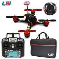 Nueva LHI GX210 fresco Quadcopter F3 RC drone Fpv Cámara drone con profesional 700TVL helicóptero 40CH VTX mini Quadcopter kit