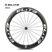 Elite DT Swiss 350 s de carbono bicicleta de carretera de 25mm o 27mm de ancho Tubular cubierta sin 700c bicicleta ruedas con regalo gratis