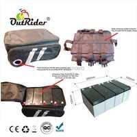 Super calidad 48 V 15Ah batería con cargador OR02A5