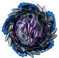 Takara Tomy Bayblade explosión B-00 batalla blaster girando giroscopio cielo oscuro/Amat Reiss B00