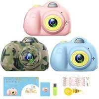 Enfants Mini caméra jouet Photo numérique caméra enfants jouets éducatifs photographie cadeaux enfant en bas âge jouet 8MP hd jouet caméra