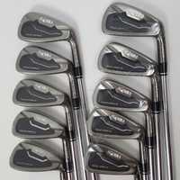 Touredge golf hierros HONMA Tour mundo TW737p de hierro Grupo 4-11 S (9 piezas) negro de la cabeza del eje de acero envío gratis
