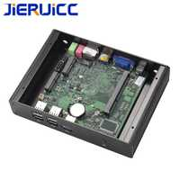Mini PC intel Core i3 6100U i3 7100U 4 K HD Mini computadora Celeron 2955U para oficina/HTPC/ centro/ordenador de casa